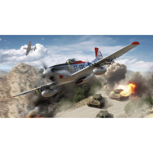 North American F51D Mustang  - A05136 -Available