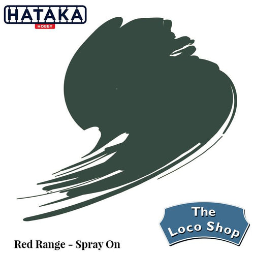 HATAKA 17ML EUROPEAN GREEN HTKA056