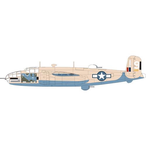 North American B25C/D Mitchell - A06015 -Available