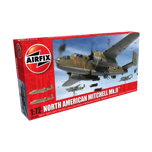 North American Mitchell Mk.II  - A06018 -Available