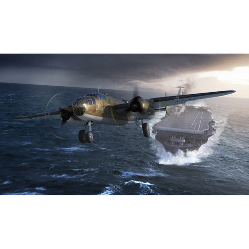 North American B25B Mitchell - A06020 -Available