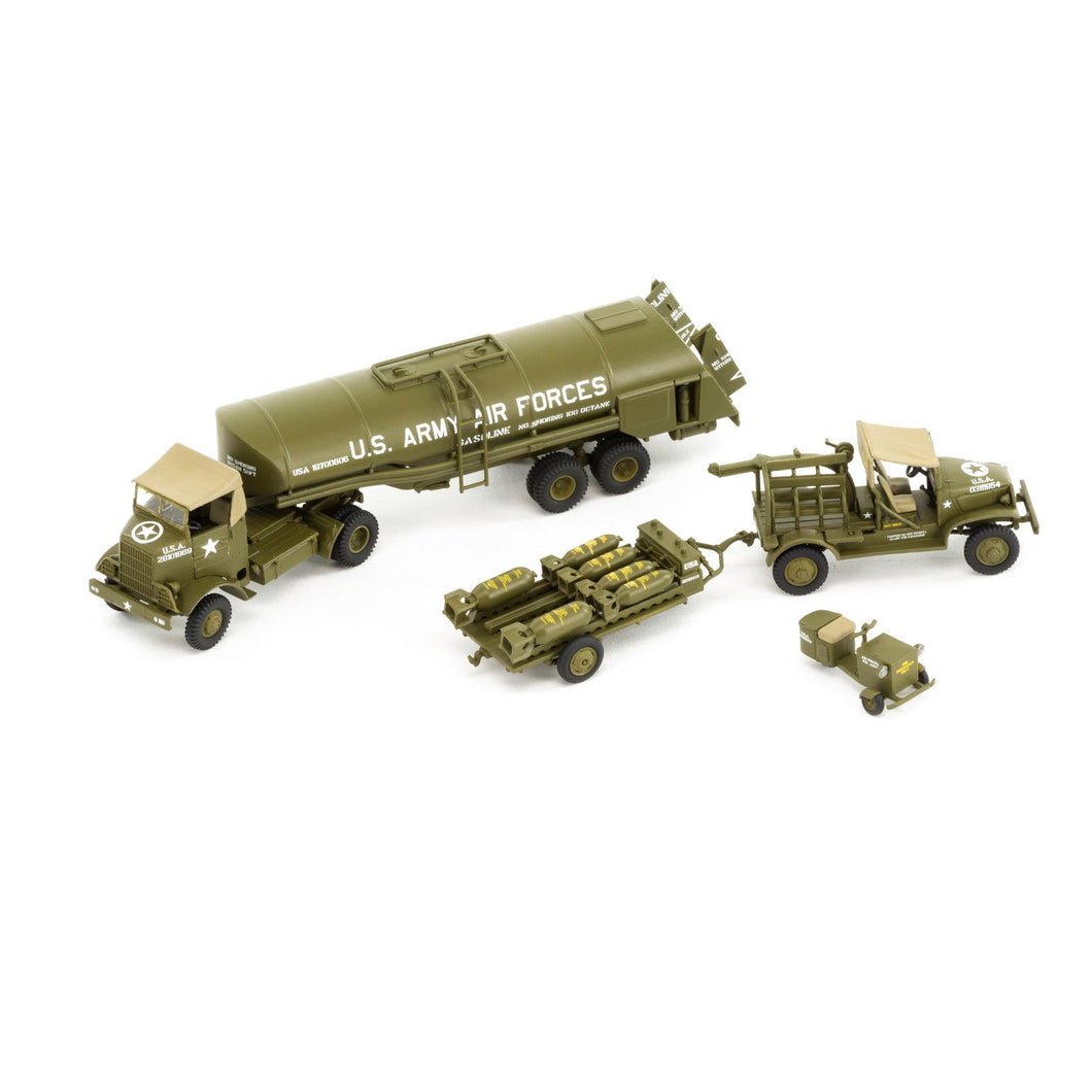 WWII USAAF 8th Bomber Resupply Set - A06304 -Available