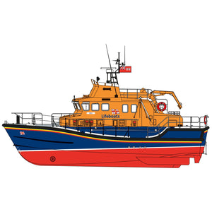 RNLI Severn Class Lifeboat - A07280