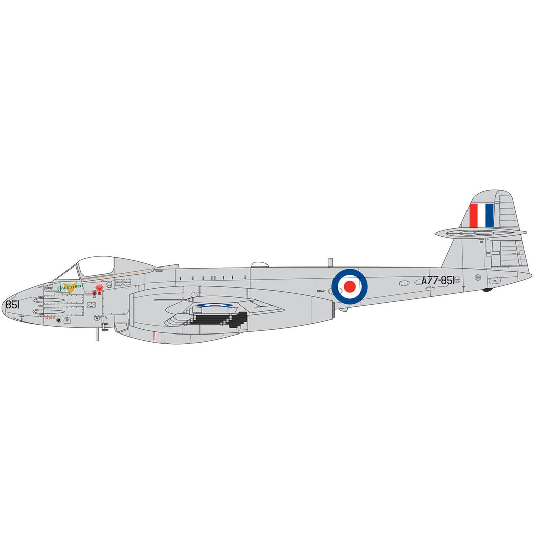 Gloster Meteor F.8 Korea - A09184 -Available