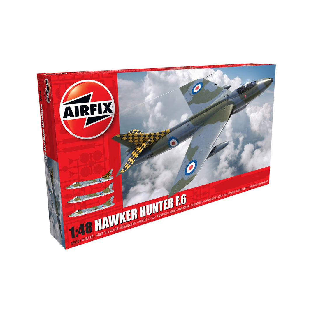 Hawker Hunter F.6 - A09185 -Available