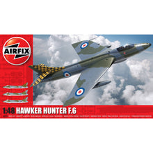 Load image into Gallery viewer, Hawker Hunter F.6 - A09185