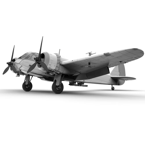 Bristol Blenheim Mk.IF  - A09186 -Available