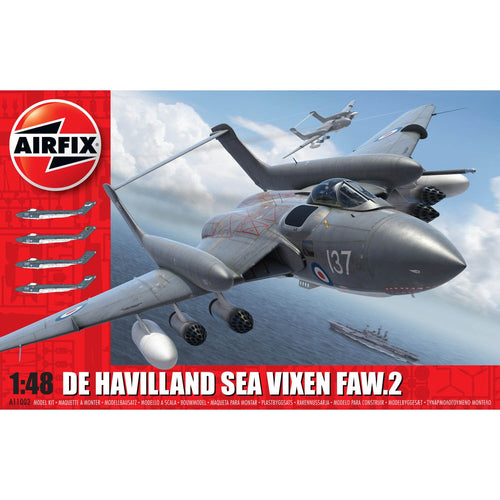 de Havilland Sea Vixen 1:48 - A11002 -Delivery Unknown