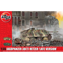 Load image into Gallery viewer, JagdPanzer 38 tonne Hetzer, Late Version - A1353 -PRE ORDER Apr-20