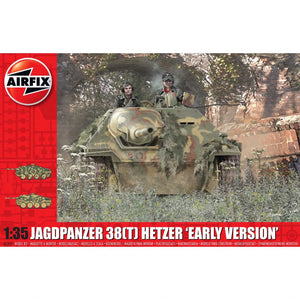 JagdPanzer 38 tonne Hetzer Early Version - A1355 -Available