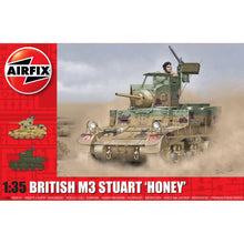 "Load image into Gallery viewer, M3 Stuart ""Honey""  - A1358 -Available"