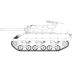M10 GMC Tank Destroyer - A1360 -Available