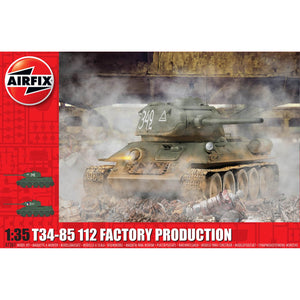 T34-85 112 Factory Production - A1361