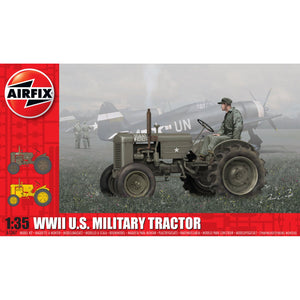 WWII U.S. Military Tractor - A1367