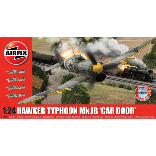 Hawker Typhoon Mk.1B - Car Door  - A19003A -Available