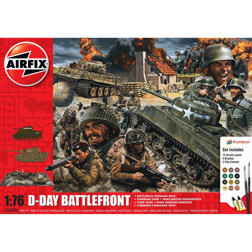 D-Day Battlefront Gift Set - A50009A -SOLD OUT