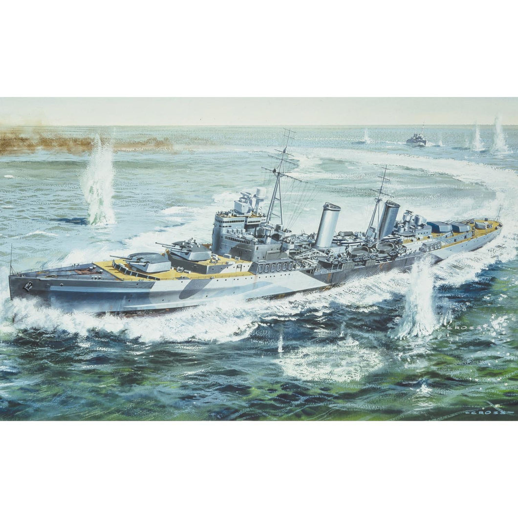 HMS Belfast Gift Set - A50069 -PRE ORDER May-20
