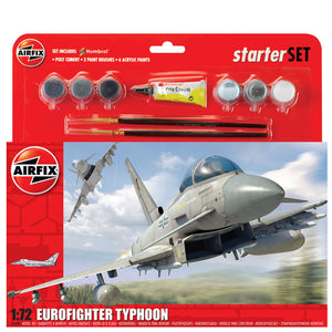 Large Starter Set - Eurofighter Typhoon  - A50098 -Available