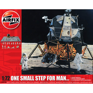 One Small Step for Man  - A50106 -Delivery Unknown