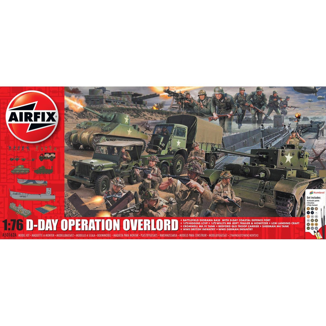 D-Day Operation Overlord Set - A50162A -SOLD OUT