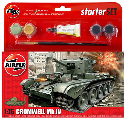 Small Starter Set - Cromwell Mk.IV - A55109 -SOLD OUT