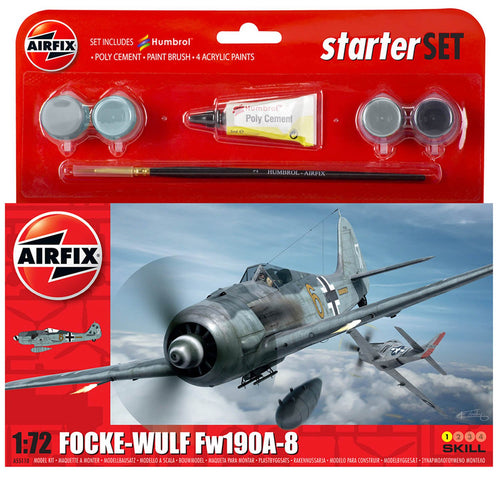Small Starter Set - Focke Wulf FW190A-8 - A55110 -Available