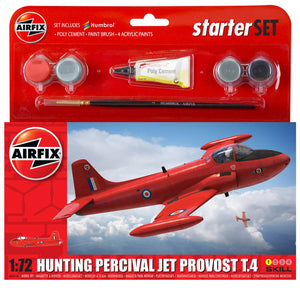 Small Starter Set - Hunting Percival Jet Provost T.4  - A55116 -Available
