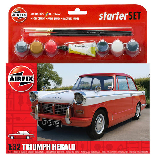 Medium Starter Set - Triumph Herald  - A55201 -SOLD OUT