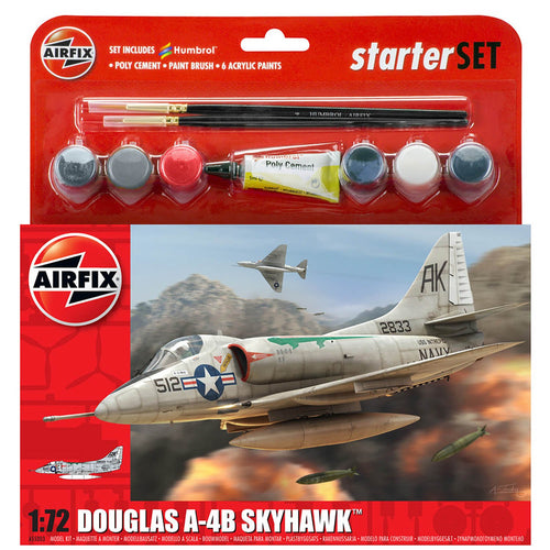 Medium Starter Set - Douglas A4-B Skyhawk  - A55203 -Available