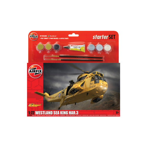 Large Starter Set - Westland Sea King HAR.3 - A55307A -Available