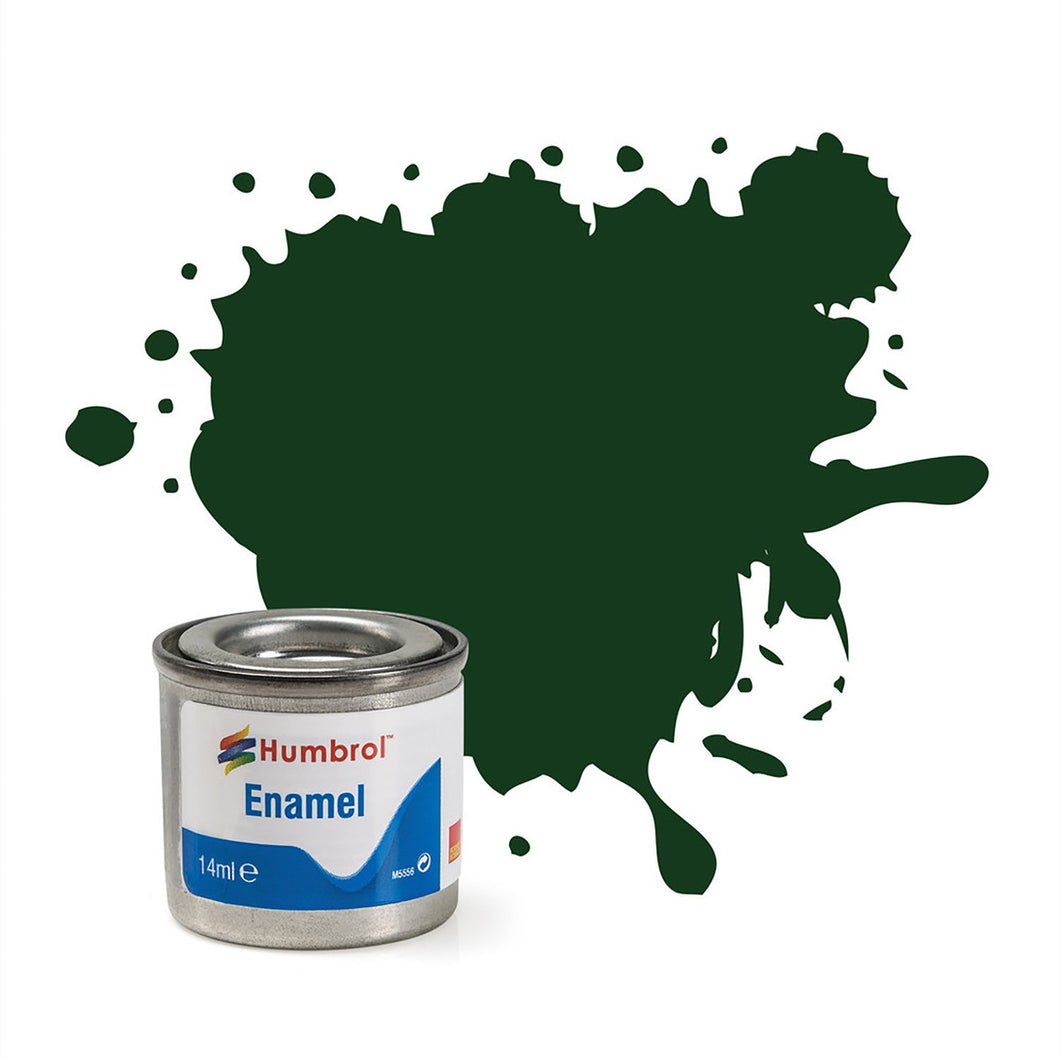 No 3 Brunswick Green   Gloss     - AA0031 -Available