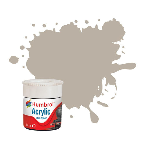 Engineers Grey RC413 14ml Acrylic Rail Paint - AB2413 -Available