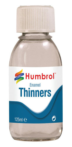 Enamel Thinners 125ml  - AC7430 -Available