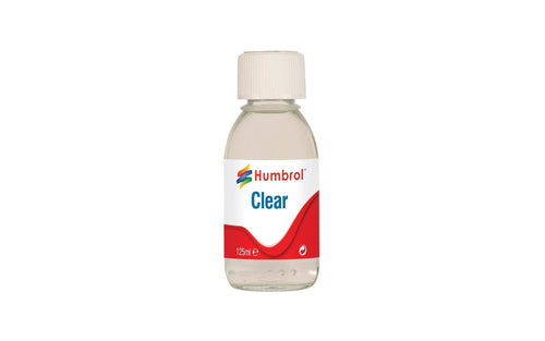 Clear Gloss 125ml  - AC7431 -Available