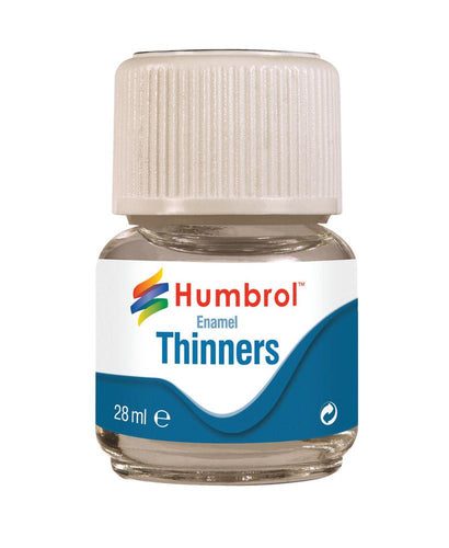 Enamel Thinners 28ml Bottle - AC7501 -Available