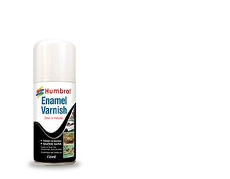 Enamel No 135 Satin Varnish   - AD6999 -Available