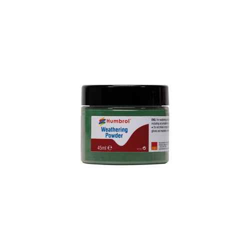 Weathering Powder Chrome Oxide Green - 45ml - AV0015 -Available