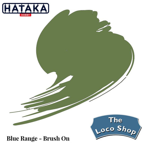 HATAKA 17ML LIGHT GREEN HTKB020