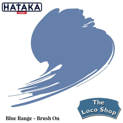 HATAKA 17ML AZURE BLUE HTKB028