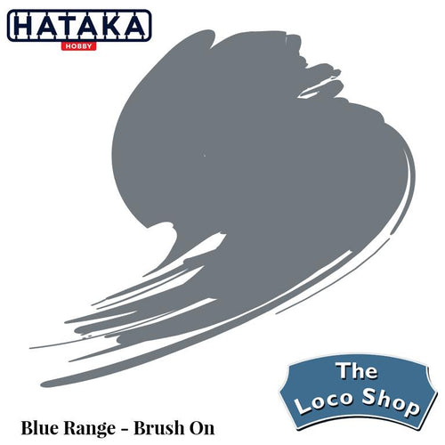 HATAKA 17ML DARK GULL GREYY HTKB044