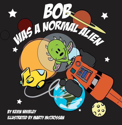 Bob Was A Normal Alien
