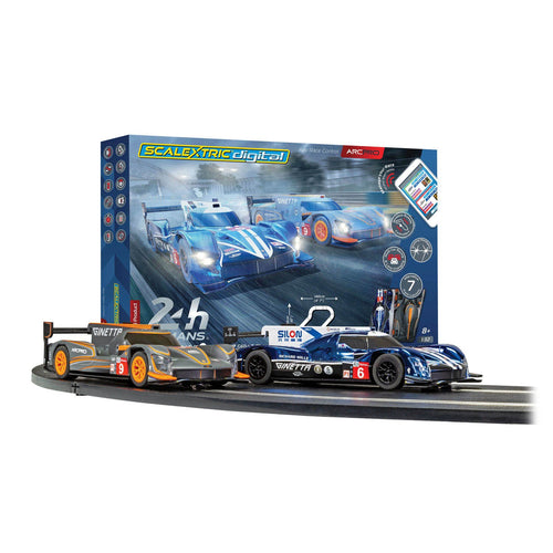 ARC PRO 24h Le Mans (Ginetta LMP1 Blue and Ginetta LMP1 White/Orange) - C1404M -Available