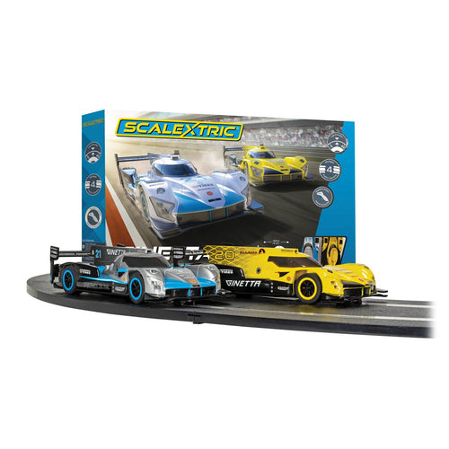 Scalextric Ginetta Racers Set - C1412M -PRE ORDER Q3 2020
