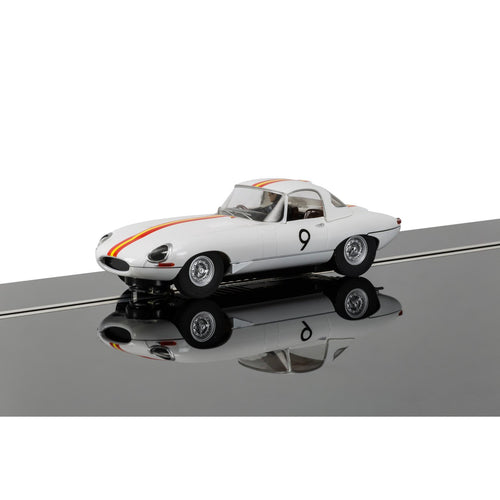 Jaguar E-Type - Bob Jane, 1965 - C3890 -Available