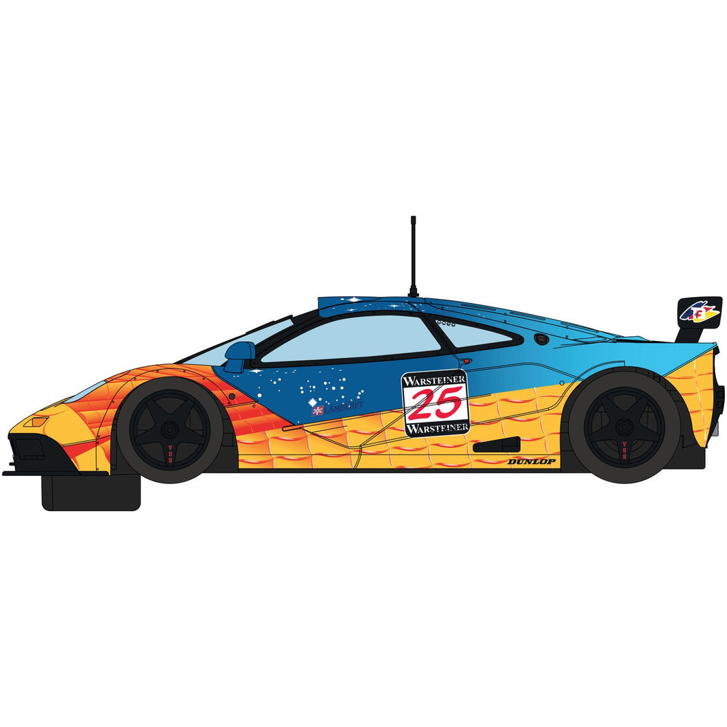 McLaren F1 GTR 1997 Nurburgring BBA Competition - C3917 -Available