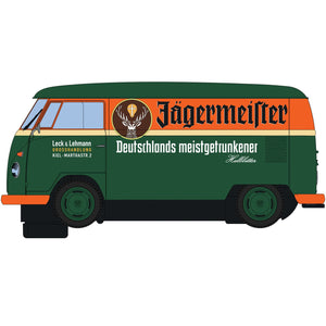 Volkswagen Campervan- Jagermeister  - C3938 -Available