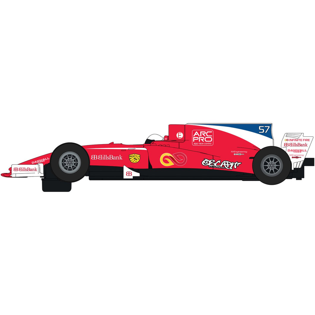 Red Stallion F1 Car - C3958 -Available