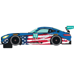 Mercedes AMG GT3 – Riley Motorsports Team - C4023 -Available