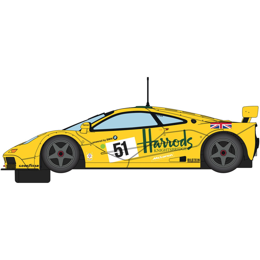 McLaren F1 GTR - LeMans 1995 - Harrods - C4026 -Available