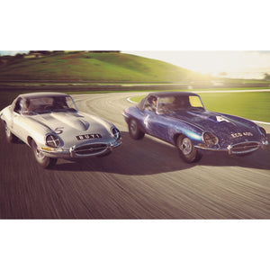 Jaguar E-Type - First Win 1961 Twin Pack LIMITED EDITION  - C4062A